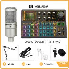Combo Hát Live K300