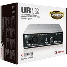 Steinberg UR12 | Interface | Soundcard | New